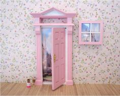 Tahlia bedroom ideas on pinterest fairy doors princess for Fairy door adairs