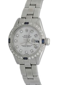Ladies Rolex Datejust - Automatic Winding Wrist Watch <3