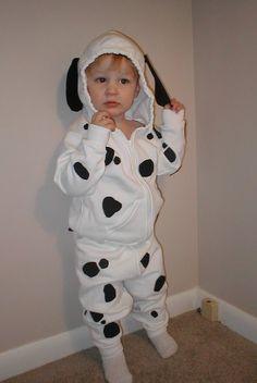 101 Dalmatian Disney Costume idea