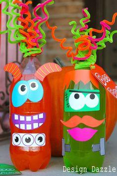 10 Fun Halloween Ideas #halloween #crafts #recipes #printables