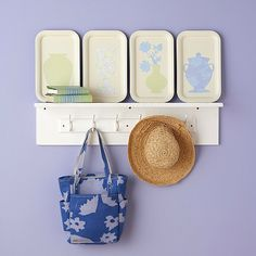 Repurpose TV Trays