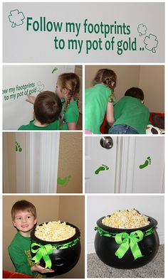 Green St. Patrick's Day Party Complete Package by SnickerplumLLC