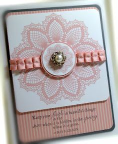 By Chat Wszelaki.....I'm going to try this with the medallion stamp. :)