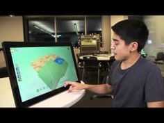 Lesson 2: Create a mock-up of a Kodu world and then model it in Kodu - YouTube