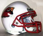 Hoover Cardinals Schutt Replica Mini Helmet - San Diego, CA
