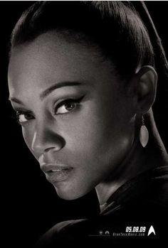 Star Trek (2009)   Zoe Saldana