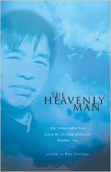 The Heavenly Man: The Remarkable True Story of Chinese Christian Brother Yun: Brother Yun, Paul Hattaway: 9780825462078: Amazon.com: Books