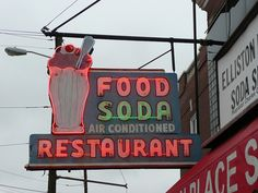The Elliston Place Soda Shop is the oldest restaurant in the same location in Nashville, Tennessee. It's been serving milk shakes and cheeseburgers since 1939.