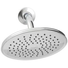 Drenching 1-Spray 8 in. Downpour Showerhead in Chrome-8465000H at The Home Depot