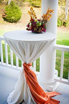 more fall wedding color ideas