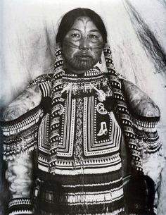 The Native Americans the Inuit Clothing