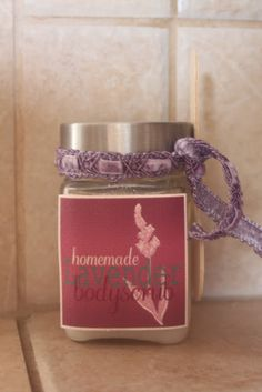 Embellish: {free printable & project share} Homemade Sugar Body Scrub