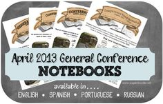 Collection of tons of GC activities for all different age groups. #ldsconf #slc #generalconference