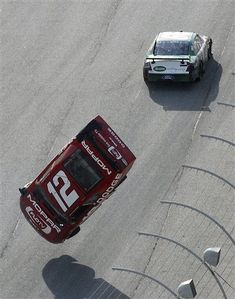 Worst Sprint Car Crashes | after being nudged by Carl Edwards, top, during the NASCAR Sprint ...