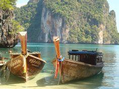 """""""Trasparenze e long tail"""" del turistapercaso Steme61 (Thailandia) #buongiorno"""