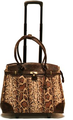 Python Print Carry-On Bag