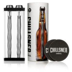 @CORKCICLE chillsner beer cooler set | @RedEnvelope | gifts for him