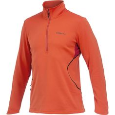 Craft Bodymapped Half Zip Pullover (Men's) - Mountain Equipment Co-op. Free Shipping Available