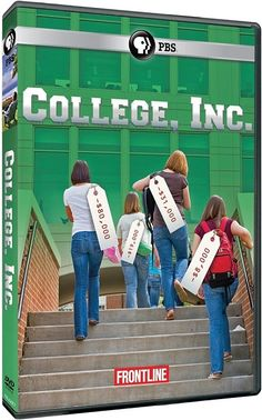 A closer look at for-profit colleges and universities and how the way they use money affects the education they provide. DVD 557