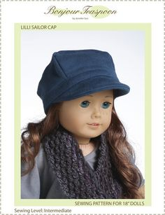Pattern for Hat from Pixie Faire