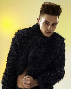 Men's Hairstyles Fall-Winter 2012 Trends