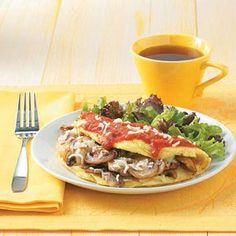 Italian Omelet recipe from Taste of Home