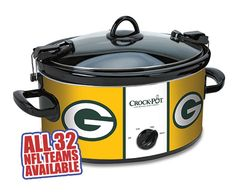 NFL Crock-Pot® Cook & Carry™ Slow Cooker