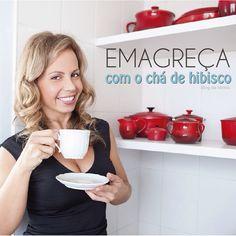 Emagreça com o chá d