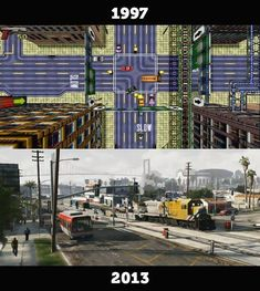 Now and Then: 10 Classic Video Games That Got a Major Upgrade #Gamer #Trademark