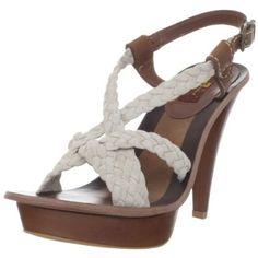 7 For All Mankind Women's Helena Sandal $260
