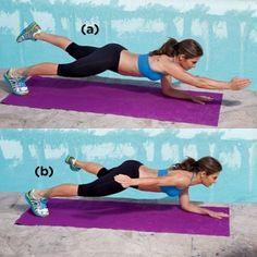 Jillian Michaels: Four Killer Ab Exercises
