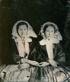 Portraits 1850s...