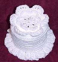 TOILET TISSUE COVER Crochet Pattern