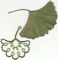 Gingko leaf by MercyPres