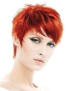 short red hair on pinterest  short red hair redheads and
