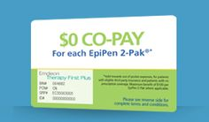 Mylan Introduces $0 Co-Pay Program for Epipen® Auto-Injectors