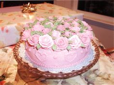 Rose Cake#Repin By:Pinterest++ for iPad#