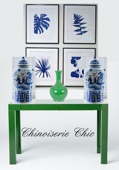 Chinoiserie Chic: Inspiration Board Inspired by the One Room Challenge