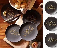 Impress your guests and your wallet with these #DIY #Thanksgiving #Plates