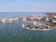 Downtown Sarasota, FL