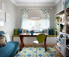 When starting to reorganize, take small steps! You'll see more improvement if you tackle one room at a time: http://www.bhg.com/decorating/storage/organization-basics/ways-to-reduce-clutter/?socsrc=bhgpin070514targetyourefforts&page=1