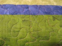 quilt design, graduat quilt
