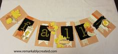 Stampin' UP! Thankful Tablescape Simply Created Kit – Fall Banner
