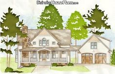 Design of The Week - Adorable traditional cottage - House Plan #913002 Aberdeen Bay