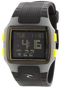 #Rip_Curl Men's Drift Midnight Digital Sport Watch