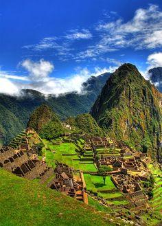 Lost City of the Incas, Machu Picchu, Peru