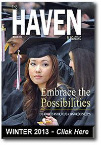 Check out the Lock Haven University to understand why the students love it so much!