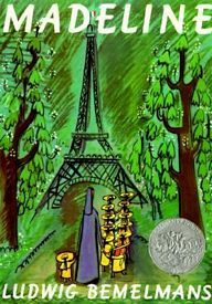"Madeline: ""In an old house in Paris, all covered with vines, lived 12 little girls in 2 straight lines..."""
