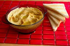 Bean and Sesame Seed Hummus Recipe