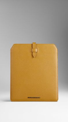 London Leather iPad Case | Burberry